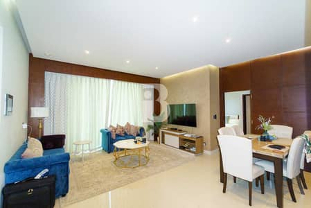 2 Bedroom Apartment for Sale in Business Bay, Dubai - Amazing Layout with Maids + Study | Rented