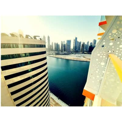 1 Bedroom Apartment for Sale in Business Bay, Dubai - **GRAB THE DEAL** BRAND NEW LUXURIOUS 1BR APARTMENT WITH CANAL AND BURJ VIEW I OPEN KITCHEN I POOL I WELL EUIPGYM I COVERED PARKING I HIGH FLOOR