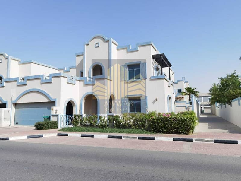 فیلا في وسترن رزدنس الجنوبية فالكون سيتي أوف وندرز دبي لاند 5 غرف 4199999 درهم - 5352865