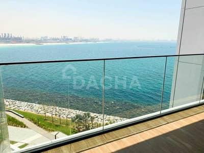 فلیٹ 2 غرفة نوم للبيع في جزيرة بلوواترز، دبي - New Instruction: 2 Bed +Maid / Stunning Views!