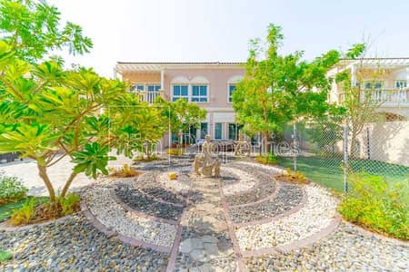 5 Bedroom Villa for Rent in Jumeirah Village Circle (JVC), Dubai - Unique  Big Plot  Lush Greens  Well Maintained