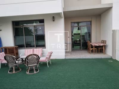 3 Bedroom Townhouse for Rent in Town Square, Dubai - spacious offer!!3bed with garden ideal place@100k