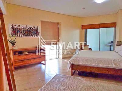 Large 3BR + Study + Maid's Room | Full Marina View