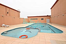 Very Spacious 5 Bed+M| Shared Pool|Gym |Garden