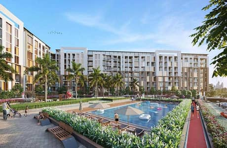 3 Bedroom Apartment for Sale in Dubailand, Dubai - 100% True Ad  Community & Pool View units   15% Discounted Price +Extra Expenses