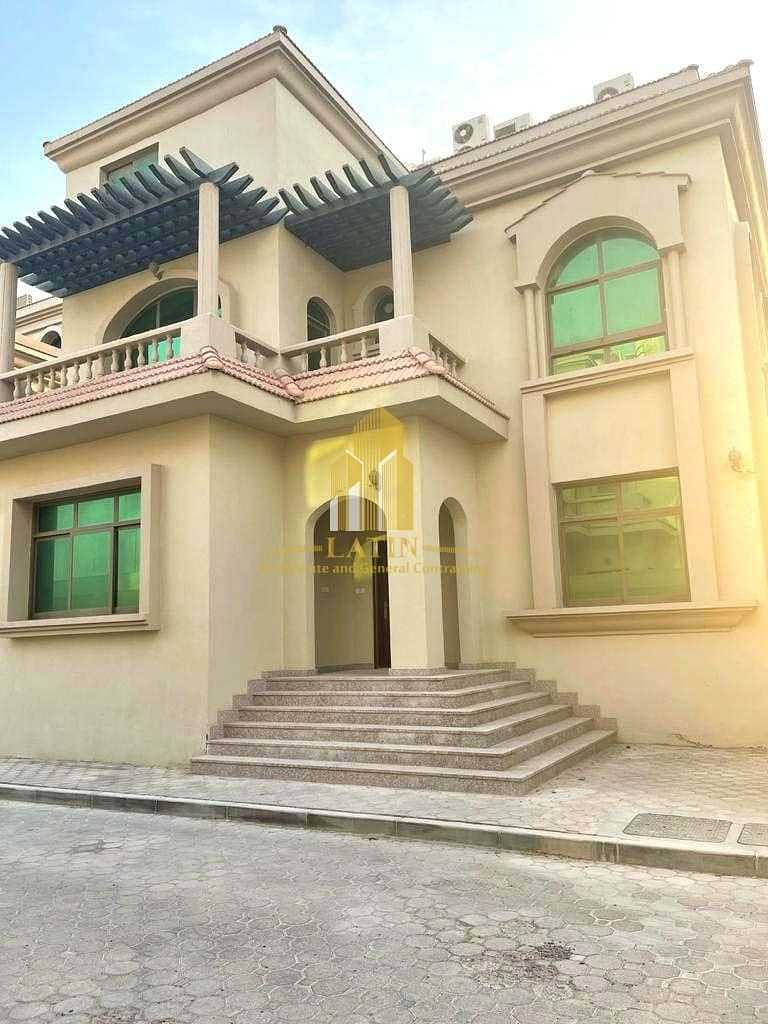 Special price! 5 Bedroom +Maid's VILLA In MBZ  city | Parking slots shaded & storage area!