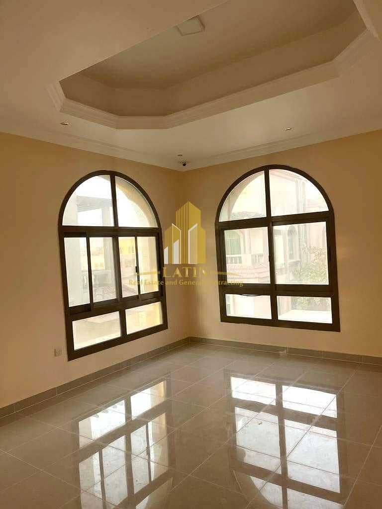 2 Special price! 5 Bedroom +Maid's VILLA In MBZ  city | Parking slots shaded & storage area!
