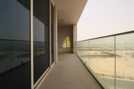 شقة 1 غرفة نوم للايجار في شاطئ الراحة، أبوظبي - Luxurious modern finished  SEA view 1 BR apartment ! With balconies & facilities !
