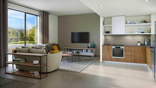 فلیٹ 1 غرفة نوم للبيع في الغدیر، أبوظبي - شقة في الغدير المرحلة الثانية الغدیر 1 غرف 511140 درهم - 5353309
