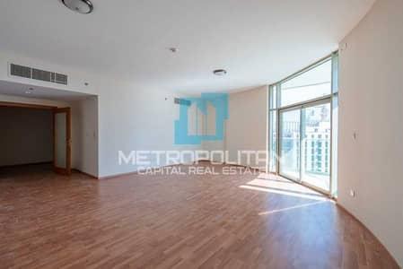 فلیٹ 3 غرف نوم للايجار في جزيرة الريم، أبوظبي - شقة في بيتش تاور A أبراج الشاطئ شمس أبوظبي جزيرة الريم 3 غرف 135000 درهم - 5237091