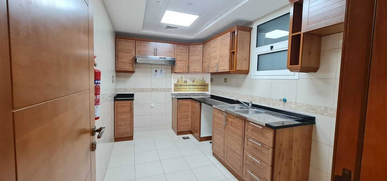 15 Excellent 2BHK with Balcony w/ Lovely View!