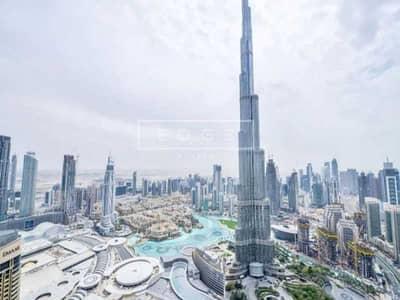 بنتهاوس 4 غرف نوم للبيع في وسط مدينة دبي، دبي - Luxury Penthouse   4Bed + Maid   High Floor