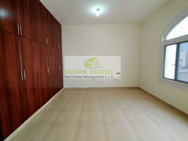 2 Spacious 1 Bedroom W/ Shared Pool in Khalifa City A