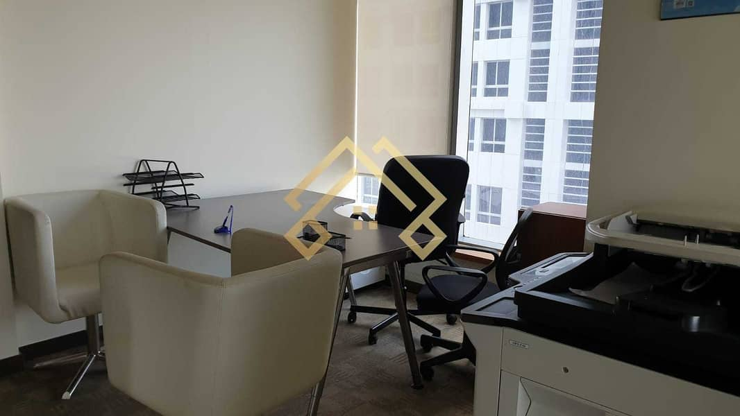 2 FULLY FURNISHED OFFICE FOR RENT | BUSINESS BAY