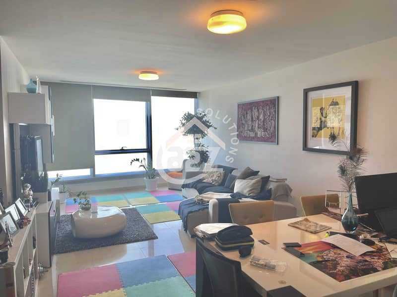 FULLY FURNISHED 2 BR | SEA VIEW | NEGOTIABLE PRICE | SPACIOUS APARTMENT|