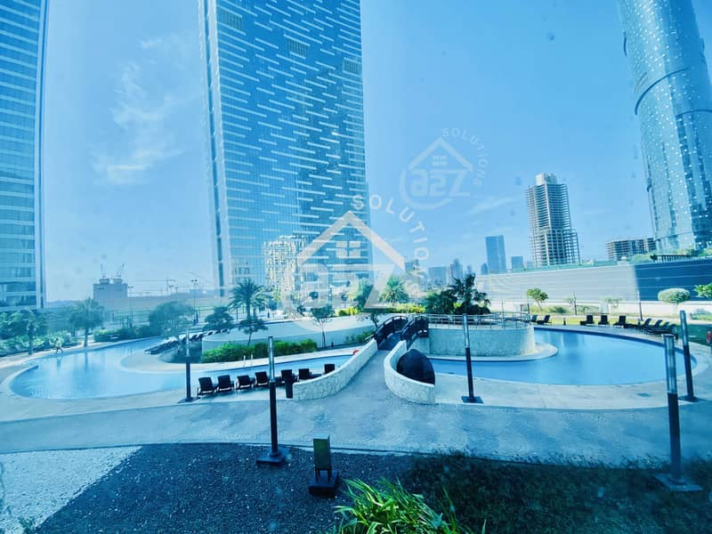 39 FULLY FURNISHED 2 BR | SEA VIEW | NEGOTIABLE PRICE | SPACIOUS APARTMENT|