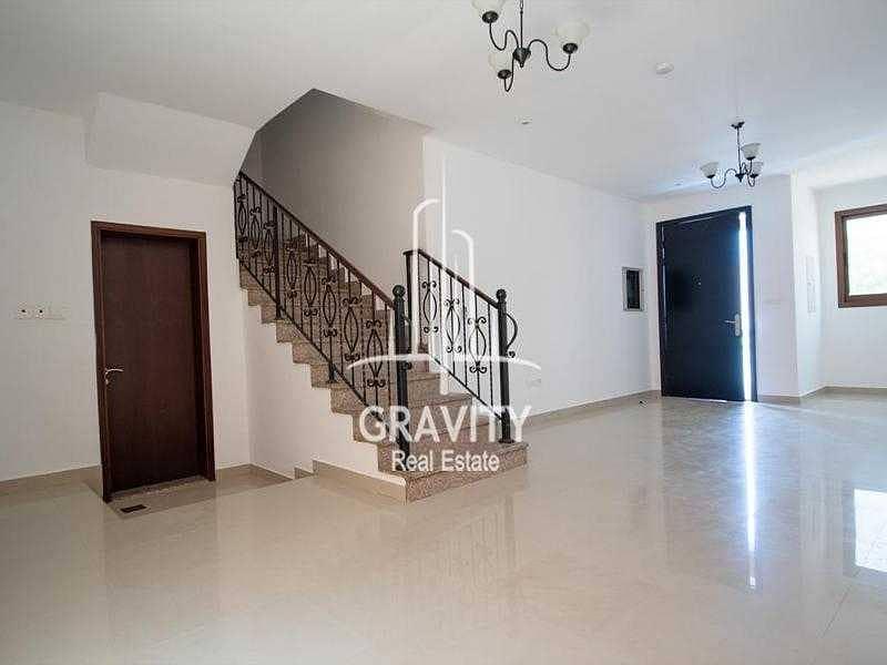 Not Crowded Area Three Bedroom Villa in Abu Dhabi