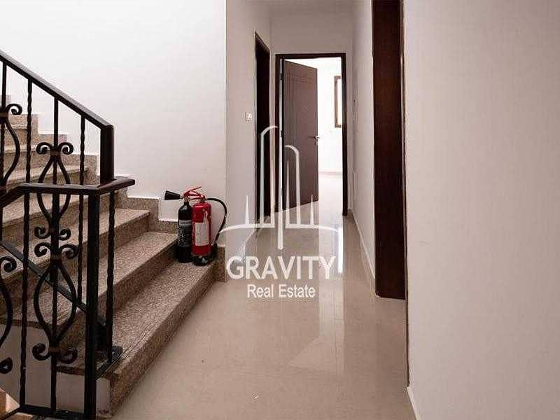 10 Not Crowded Area Three Bedroom Villa in Abu Dhabi