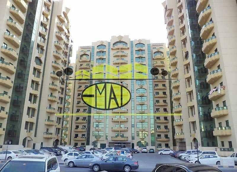 شقة في أبراج الراشدية الراشدية 2 غرف 24000 درهم - 5353745