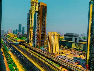شقة 3 غرف نوم للايجار في شارع الشيخ زايد، دبي - Reduced Price | Stunning 3BHK + Maid's | 60 Days + Chiller Free