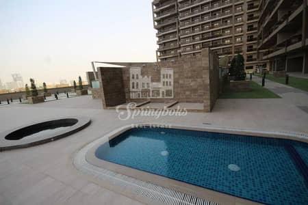 Studio for Sale in Dubai Sports City, Dubai - BRIGHT &  AFFORDABLE |  HIGH FLOOR | RENTED