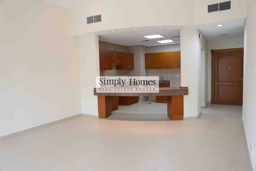 Spacious / Well Maintained / 1 Bedroom Apart.