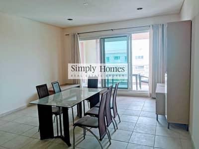 فلیٹ 1 غرفة نوم للايجار في جرين كوميونيتي، دبي - Exclusive | Best Offer | Furnished