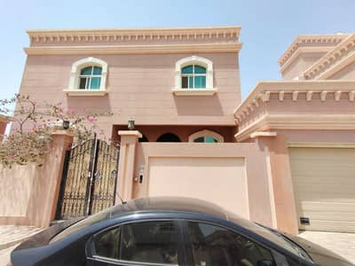 5 Bedroom Villa for Rent in Mohammed Bin Zayed City, Abu Dhabi - 5 MASTER BED ROOM WITH MAID ROOM WITH DRIVER ROOM