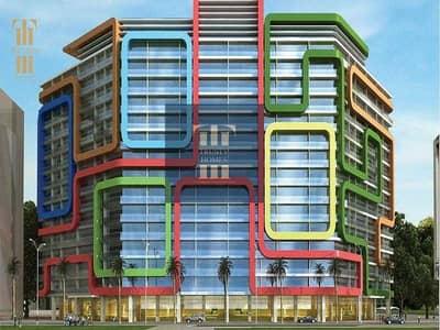 فلیٹ 3 غرف نوم للبيع في مجمع دبي ريزيدنس، دبي - شقة في ارابيان جيت 1 مجمع دبي ريزيدنس 3 غرف 995000 درهم - 5214551