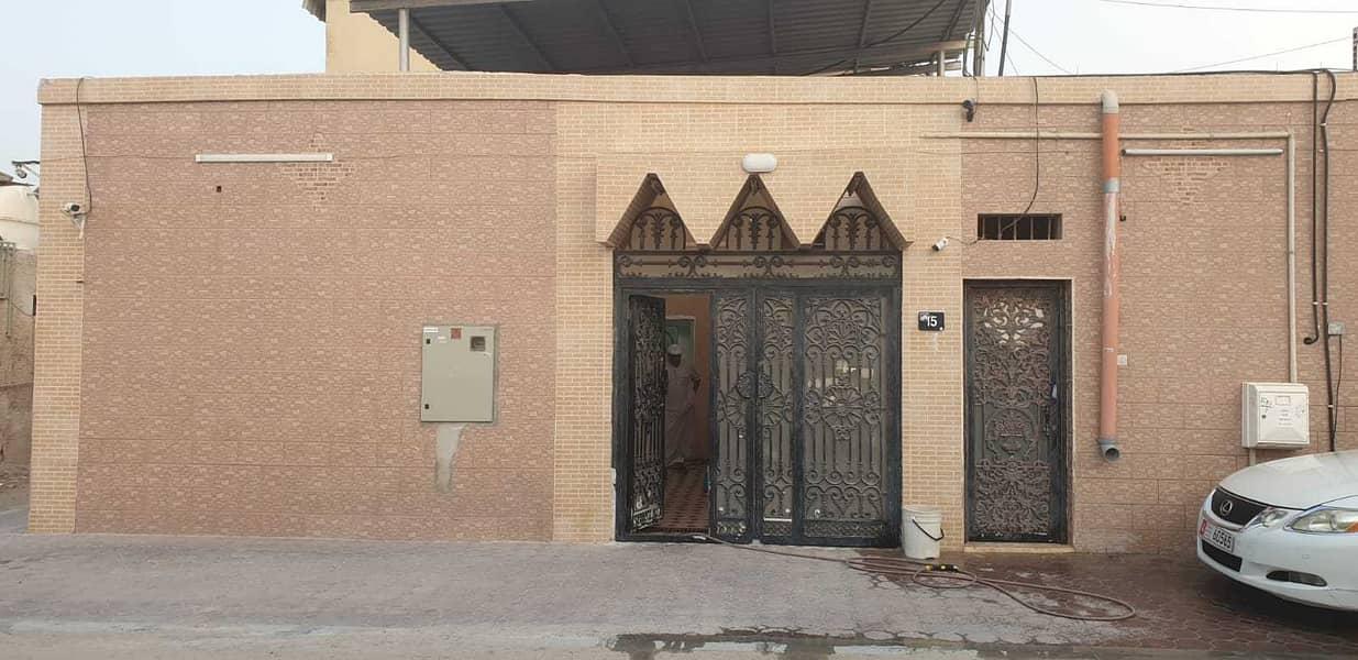 بيت شعبي منطقة الناصرية بسعر مغري