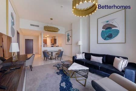 1 Bedroom Apartment for Rent in Palm Jumeirah, Dubai - Luxury Living   Exclusive   Full Sea View   Vacant