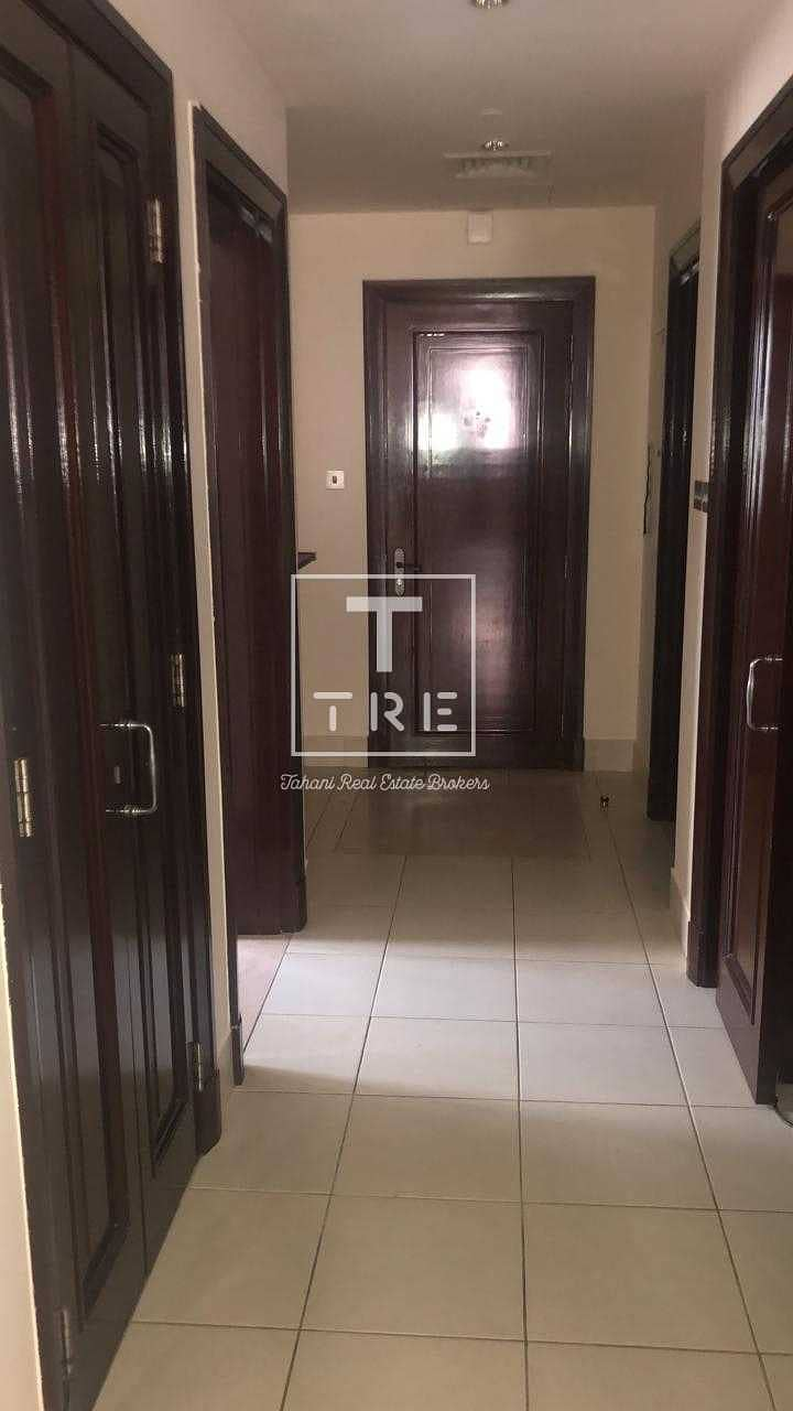 2 Hot offer!! 2 bed semi furnished balcony old town@95k
