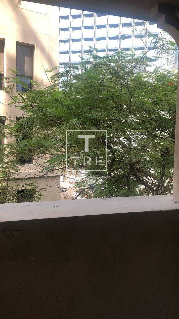 16 Hot offer!! 2 bed semi furnished balcony old town@95k
