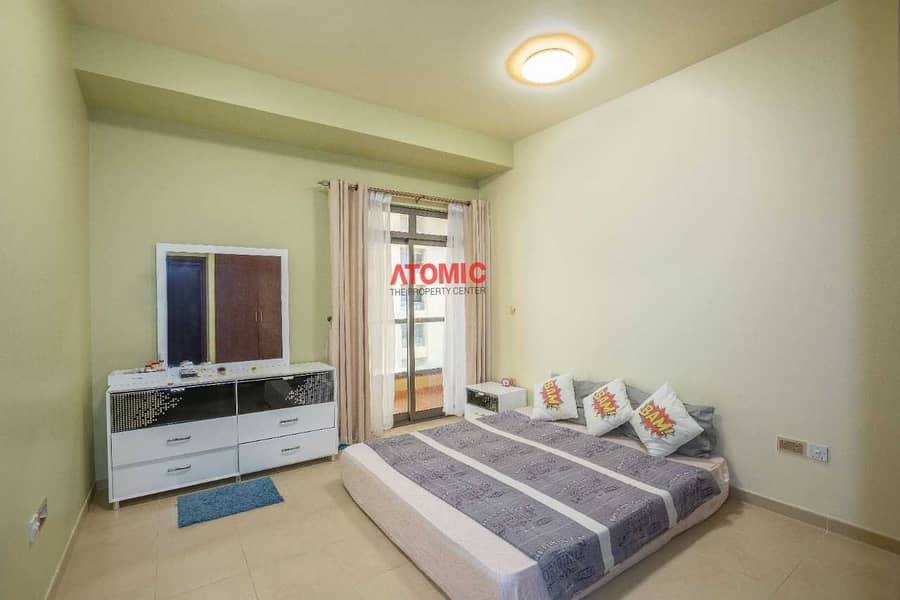 2 GOOD CONDITION 2 BED ROOM FOR SALE - JRB - AMWAJ 4