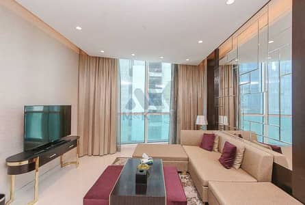 3 Bedroom Apartment for Rent in Downtown Dubai, Dubai - Fully Furnished | Canal View | Spacious