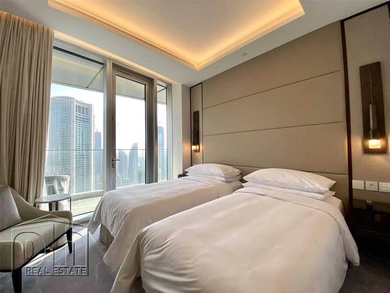 18 Stunning Burj View   High Floor   View Today