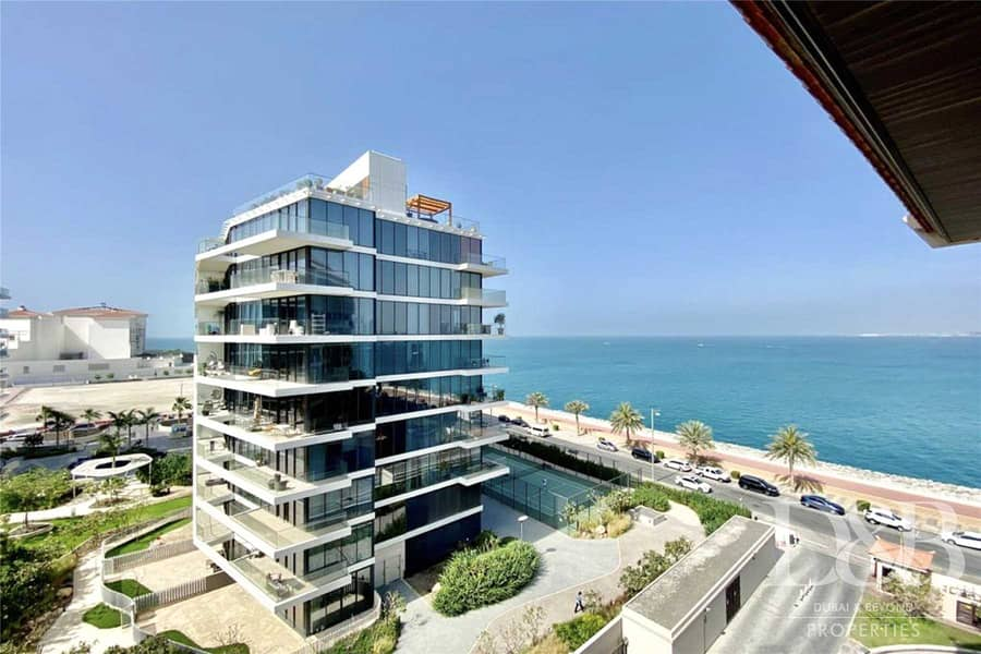 11 Sea View   Full Resort Access   Furnished