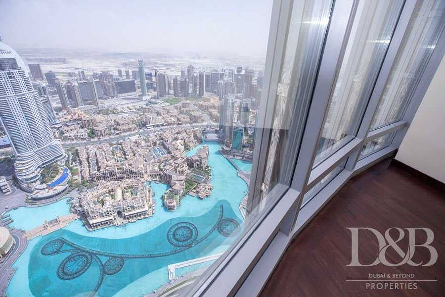 17 Fountain View | High Floor | Vacant