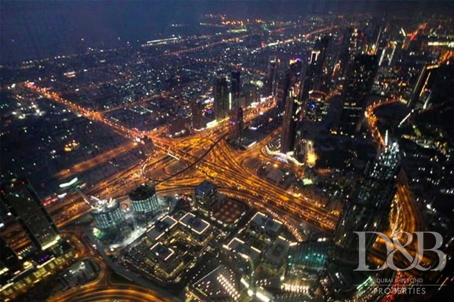 17 Large Office space at the Top-Burj Khalifa