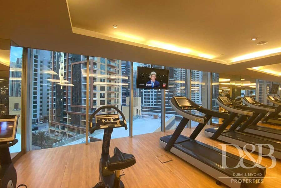 12 Furnished | Marina View | All Bills Included