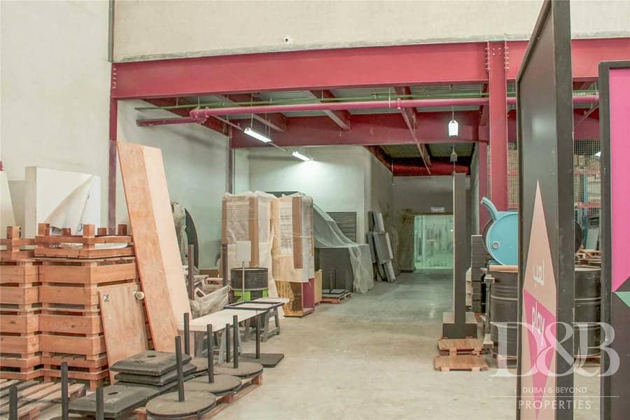 20 Strategic Location | Vacant Spacious Warehouse