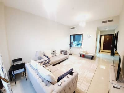 1 Bedroom Apartment for Rent in Muwaileh, Sharjah - Furnished 1-Bhk Available Al Zahia  50k Brand New  ( Gym Pool Parking Kids