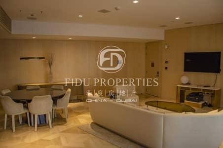 شقة 2 غرفة نوم للبيع في نخلة جميرا، دبي - Fully Furnished l Amazing  View I High floor