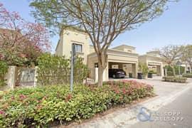 فیلا في کاسا المرابع العربية 2 3 غرف 3199999 درهم - 5355119