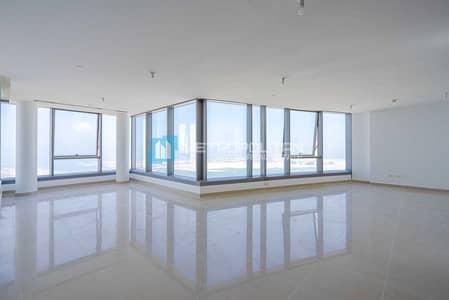 4 Bedroom Flat for Sale in Al Reem Island, Abu Dhabi - Luxury SkyPod | Very High Floor | Spacious Layout