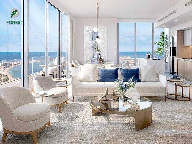 2 High End Waterfront   1BR Apt   Payment Plan