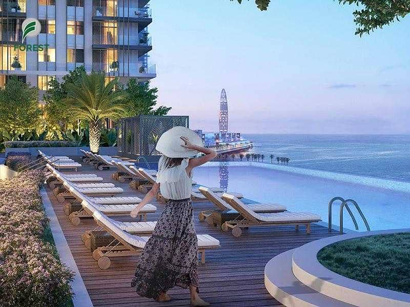 10 High End Waterfront   1BR Apt   Payment Plan