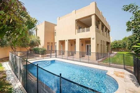 7 Bedroom Villa for Rent in Arabian Ranches, Dubai - Large family home | Private pool | Peaceful area