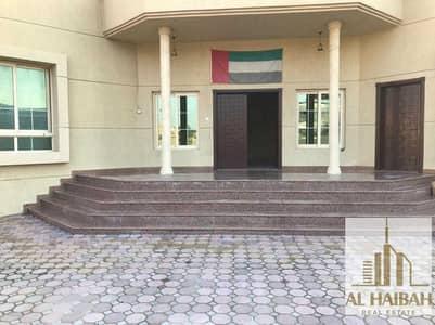 3 Bedroom Villa for Rent in Al Gharayen, Sharjah - For rent a ground floor villa in Sharjah