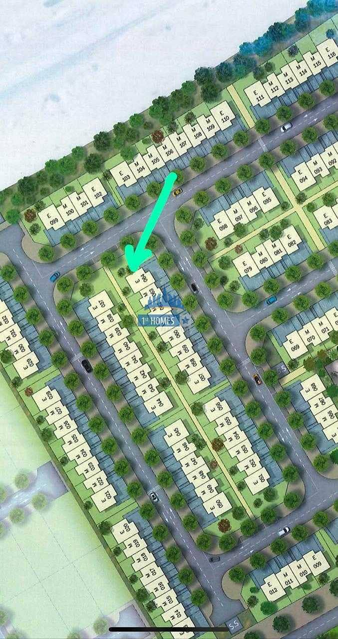 11 Ready to Transfer  4BHK+Maid Townhouse with Three years Payment Plan